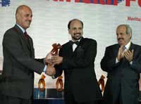Arab Asian Banker Excellence Award - 2006
