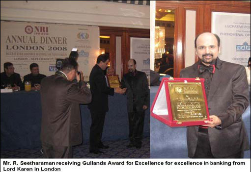 The Gullands Excellence Awards